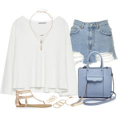 Untitled#2965 by fashionnfacts on Polyvore featuring Zara, Topshop, Express, Rebecca Minkoff, MANGO, Miss Selfridge and ASOS