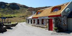 The singing Pub on Atlantic Drive near Downings, County Donegal. Images Of Ireland, Best Pubs, Seaside Village, Some Beautiful Pictures, Pub Crawl, Donegal, Travel Memories, Ireland Travel, Adventure Awaits