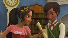 Elena x Mateo | elenateo | Elena of Avalor