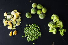 Great information - don't boil frozen veggies and don't over cook!  The Best Ways to Cook with Frozen Vegetables