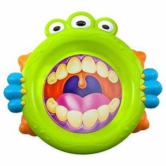 Bowls & Plates Baby Nuby 3-d Monster Snack Keeper Reliable Performance