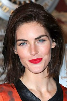 The Most Epic Sets Of Brows, Ever #refinery29  http://www.refinery29.com/2014/03/64551/best-celebrity-eyebrows#slide14  The Soft Swoop  Dark-haired, light-eyed supermodel Hilary Rhoda's eyebrows have, along with the model herself, become synonymous with fresh-faced American beauty in campaigns by Abercrombie & Fitch and Ralph Lauren, among others. We love how Rhoda's are not quite straight, but not quite arched — the soft curve matches her envy-inducing bone structure quite perfectly.