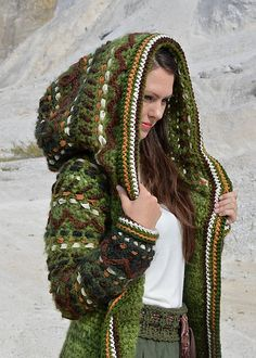 Kabátik Miss Green