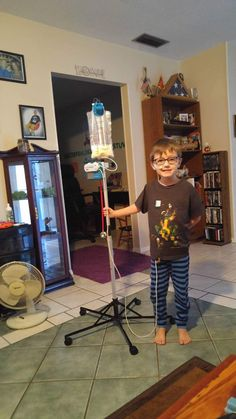 Continuing Our Journey....My Six Year Old Grandson's Fight to Survive--A…