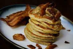 RECIPE: The Perfect Paleo Pancakes | Change of Pace.