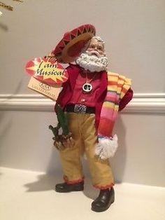 Mexican Santa Fabriche musical