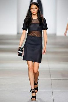 Topshop Unique Spring 2015 Ready-to-Wear Fashion Show: Complete Collection - Style.com