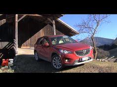 NEW #MAZDA CX-5 2.2 4WD 175 CV 2015 - TEST DRIVE