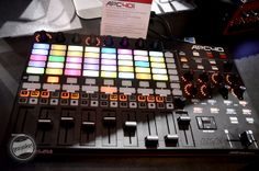 Gearjunkies.com: More performance from Akai with the APC40 MKII - Video