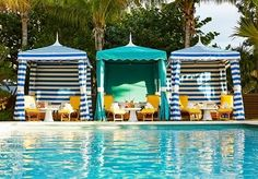 A new, top-rated Miami Beach hotel set away from the crowds, with bold style, two pools and beach access