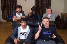 Read [MJ, Vik, Josh, Ethan] from the story Halcyon [SIDEMEN GIFs] by basically-minter (imagination) with 174 reads. Simon Minter, Friend Together, Man Crush Monday, Celebs, Celebrities, Lotr, Youtubers, Fangirl, Celebrity