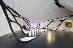 Zaha Hadid Architecture, Architecture Design, Parametric Architecture, Parametric Design, Futuristic Architecture, Contemporary Architecture, Organic Architecture, Chinese Architecture, Architecture Office