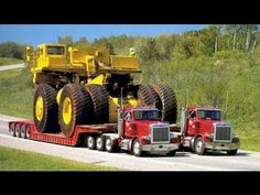 Extreme Trucking - Big Trucks in the world