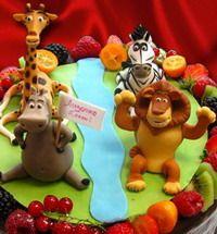 Персонажи - Мастер-классы по украшению тортов Cake Decorating Tutorials (How To's) Tortas Paso a Paso