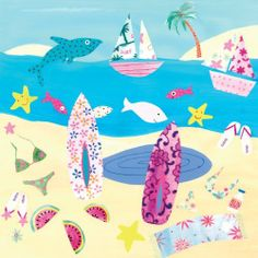 Oopsy Daisy Surf n Sun Girls Stretched Canvas Wall Art by Rachel Taylor, 21 by 21-Inch by Oopsy daisy, Fine Art for Kids. $123.36. No framing required. Sawtooth makes it easy to hang. Made in the Unites States. Wipes clean with damp cloth. Giclee on canvas. Our stretched canvas wall art reproductions are created in Oopsy daisy's San Diego studios where we print in the best digital method currently available, achieving great clarity and color resolution in each pie...
