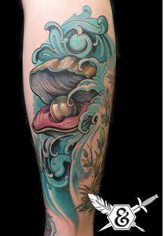 28 Sea Life Tattoos