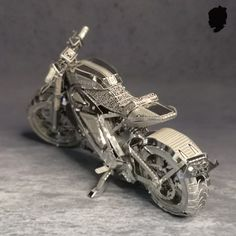 AVENGER MOTORCYCLE NANYUAN I22203 Collection Level Puzzle 3D Metal Assembly Model 1:16 2 Sheets Souptoys Creative gifts  Price: 10.99 & FREE Shipping #computers #shopping #electronics #home #garden #LED #mobiles #rc #security #toys #bargain #coolstuff |#headphones #bluetooth #gifts #xmas #happybirthday #fun