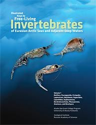 Illustrated Keys to Free-Living Invertebrates of Eurasian Arctic Seas and Adjacent Deep Waters, Vol. 1. Softcover book + PDF download   $39.00