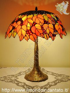 Tiffany Lamp 18010 by ivano_man, via Flickr