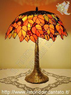 Tiffany Lamp 18010 by ivano_man, via Flickr
