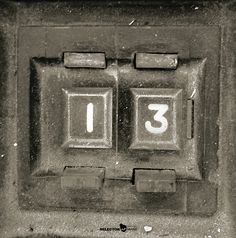 13....My Favorite Number