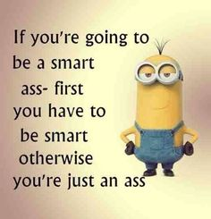 Best 40 Minions Humor Quotes #humorous