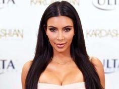 Kim Kardashian Reflects On Make-Up Evolution