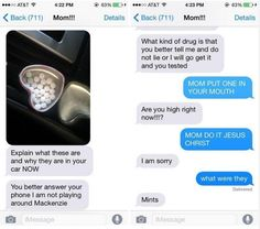 This hyper-caring mother. | 29 Text Messages That Are Funny Every Single Time