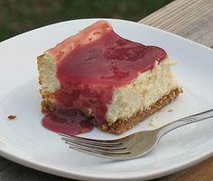 Blushing Pom Holiday Cheesecake  (amanda's cookin') Pomegranate Juice, Recipe Using, Cheesecakes, Allrecipes, Delish, Sweet Tooth, Pomegranates, Holiday, Christmas