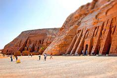 Abu Simbel - Aswan, Egypt