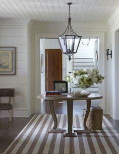 Charleston beach house designed by Suzanne Kasler.