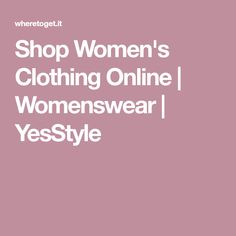 9ff43138992 Shop Women s Clothing Online