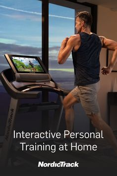 Get Interactive Personal Training at Home with the Incline Treadmill from NordicTrack Sugar detox works Yoga Fitness, Fitness Goals, Health Fitness, Hair Growth Home Remedies, Home Remedies For Acne, Incline Treadmill, Citations Yoga, Yoga Training, Leg Day Workouts