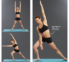 10 Essentrics exercises to strengthen and tone your body - from Chatelaine Magazine