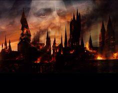 Snape at Hogwarts