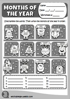Primary English, Kids English, Learn English, English Class, English Teaching Resources, English Activities, Teaching Tips, 2nd Grade Reading Worksheets, Grammar For Kids