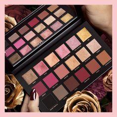 Huda Beauty Drops the Rose Gold Remastered Eyeshadow Palette Huda Beauty Drops the Gold Rose Remastered Eyeshadow Palette Makeup Palette, Eyeshadow Palette, Huda Palette, Eye Palette, Golden Eyeshadow, Neutral Eyeshadow, Pink Eyeshadow, Beauty Makeup, Eye Makeup