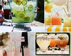 How Many Ways Can You Serve Lemonade?