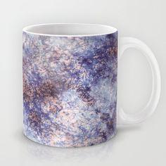 Batik Crackle Mug