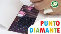 Descubre el Punto de cruz diamante sin agujas
