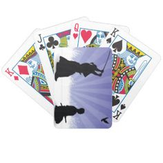 The Test Playing Cards