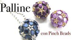 Come fare le Palline con Pinch Beads - Ciondolo