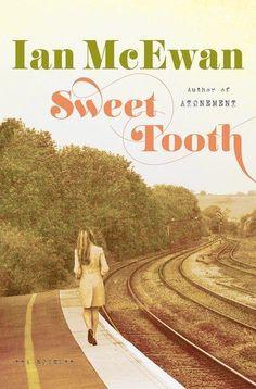 'Sweet Tooth' by Ian McEwan.