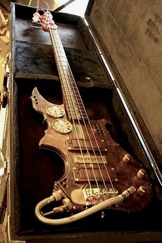 Steampunked Bass