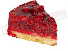 Výborný nepečený malinový dort