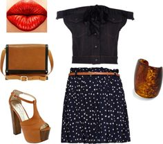 """Country Moda"" by six-lindquists on Polyvore"