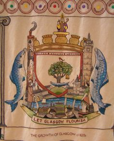 Great Tapestry of Scotland Glasgow