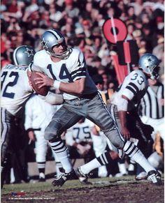 Craig Morton Dallas Cowboys