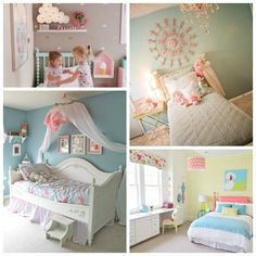 Isn't is so hard not to drool over adorable little girl bedrooms? Even though I have a little girl of my own, I still haven't come up with a beautiful bedroom like these. Hopefully one day I will. I am so inspired by gorgeous girl bedroom ideas I wanted to share them. If you're looking …