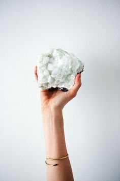 Mineral Therapy // Apophyllite - Ashley Neese